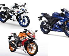 Kumpulan Harga Motor Sport 150 CC Terbaru, Mulai Rp 30 Jutaan Pilih Honda CBR150, Yamaha R15 atau Suzuki GSX-R150?