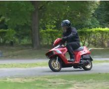 Mancung Mirip Bebek, Siapa Sangka Nenek Moyang Honda BeAT Bisa Ngacir Sekencang Ini