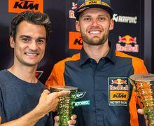 Resmi, Dani Pedrosa Masih Tetap Menjadi Test Rider KTM Di MotoGP 2021