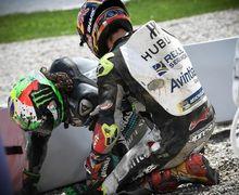 Jadi Biang Kerok di MotoGP Austria dan Hampir Merenggut Nyawa Valentino Rossi, Johann Zarco Malah Dibela
