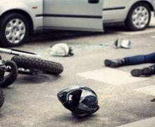 Ngeri, Honda Supra KegencetMobil Dump Truck dan Angkot, Seorang Ibu dan Anak Tewas, Ini Penjelasan Polisi