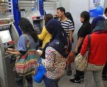 Buruan Antre ke ATM, Bantuan Langsung Tunai (BLT) Subsidi Gaji 1,2 Juta Tahap 3 Sudah Ditranfer Pemerintah