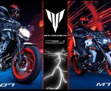 Dijual Setara 8 Kali Yamaha NMAX, 2 Motor Sport Naked CBU Baru Yamaha Resmi Meluncur Hari Ini