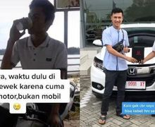 Viral di TikTok, Video Curhatan Pria Ditinggal Pacarnya Karena Cuma Punya Motor, Kini Hidupnya Bikin Mantan Melongo