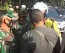 Bikin Malu Polisi Kena Razia Marah-marah dan Tantang Petugas Akhirnya Diangkut Mobil Satpol PP ke Provos Polrestabes