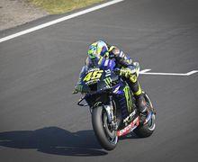 Beda dengan Maverick Vinales, Perangkat Baru Yamaha Gak Ngaruh ke Valentino Rossi