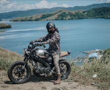 Tangguh Gak Ada Lawan, Touring Yamaha XSR 155 Sampai di Titik Paling Timur Indonesia