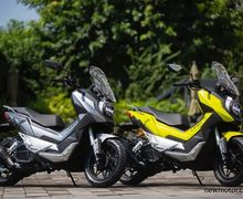 Wuih Honda ADV 150 Punya Pesaing Baru, Desain Serupa Tapi Harga Jauh Lebih Murah