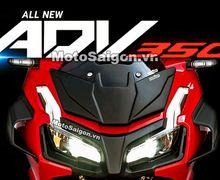 Makin Sadis! All New Honda ADV350 Siap Meluncur, Bodynya Macho Banget Punya Fiturnya Canggih Dibanderol Berapa?