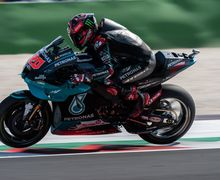 Hasil Kualifikasi MotoGP Aragon 2020, Fabio Quartararo Melesat, Adik Marc Marquez Urutan Segini