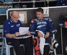 Nah Loh, Kok Jorge Lorenzo Dikasih Motor Yamaha M1 2019 di Tes MotoGP Portimao, Tanda-tanda Ingin Dipecat?