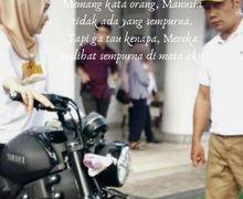 Wuih! Istri Gubernur Jawa Barat Beli Yamaha XSR 155, Dibawa Sendiri dari Dealer ke Rumah