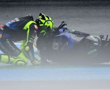 Live Streaming MotoGP Aragon 2020, Valentino Rossi Kritik Yamaha Usai MotoGP Prancis 2020