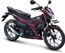 Wuih! Suzuki Satria Tambah Segar Dengan 3 Warna Baru, Intip Nih Perubahan