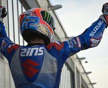 Alex Rins Tebar Ancaman Saat Balap MotoGP Tersisa 3 Seri Lagi, Ini Target Besar Bidikannya