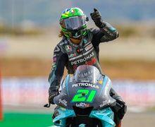 Wuih! Juara MotoGP Teruel 2020 Umbar Gak Pernah Dikasih Wejangan dari Valentino Rossi, Tapi...