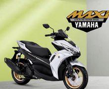 Cicilan All New Yamaha Aerox Cuma Rp 700 Ribuan, Potongan Angsuran Setengah Tahun Nih