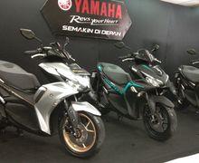 Buruan Sikat! Beli All New Yamaha Aerox 155 Connected Sekarang, Bisa Bebas Bayar Angsuran Selama 6 Bulan