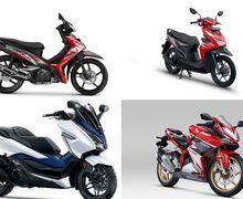 Segini Harga Motor Baru Honda November 2020, Setelah All New Honda Scoopy Meluncur