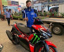 Beli Yamaha Aerox 155 2020 Pakai Cat MotoGP, Cukup Tambah Biaya Segini