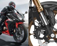 Wuih! Bocor Desain Honda CBR150R 2021, Pakai Sokbreker USD Ala Moge dan Fairing Baru Kapan Rilis?