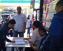 Siapkan Rp 175 Ribu, Biar cepat Perpanjang SIM C Bisa Di Layanan Mobil SIM Keliling Yang Tersebar DiLimah Wilayah Jakarta