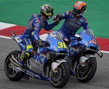 Bikin Geger! Monster Energy Gabung Suzuki MotoGP, Gara-gara Valentino Rossi Cabut?