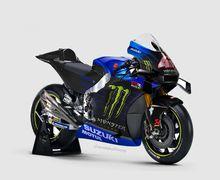 Wuih, Sponsor Monster Energy di Suzuki Jadi Tanda Menyambut tim Satelit VR46 Milik Valentino Rossi?