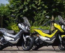 Jauh Lebih Murah Motor Matic Pesaing Honda ADV 150 Didukung Sok Depan Upside Down dan Monosok