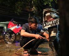 Stop Cuci Motor Malam Hari Karena Efeknya Bahaya Banget Bro
