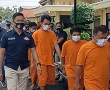 Pelaku dan Penadah Curanmor Ditangkap, Tusuk Korban Saat Beraksi