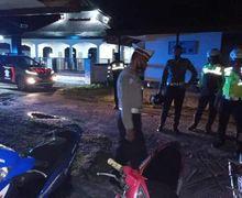 Balap Liar Kembali Ramai, Polisi Gelar Razia Motor Pakai Knalpot Brong