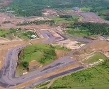 Update Sirkuit MotoGP Indonesia Mandalika, Klaim Hampir 50 Persen