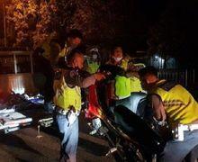 Joki Balap Liar Kocar-kacir Lihat Polisi, 16 Unit Motor Diangkut