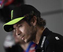 Blak-blakan, Valentino Rossi Sebut Yamaha Pilih Pembalap Terlalu Cepat