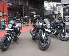 3 Paket Aksesoris Yamaha XSR 155, Bikin Tampilan Makin Keren dan Gahar