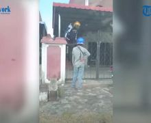 Viral, Video Maling Kepergok Pemilik Rumah, Alasannya Bikin Naik Darah