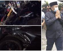 Belum Punya SIM Anak Wabup Karanganyar Meninggal Kecelakaan, Motor Sport Ringsek