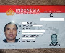 Pemilik SIM C dan SIM A Bakal Dapat Bantuan Rp 900 Ribu, Serius Nih