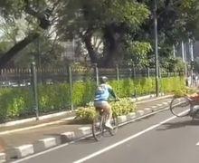 Brak Motor Sport Tabrak Pesepada di Jakarta, Warganet Banjiri Komentar