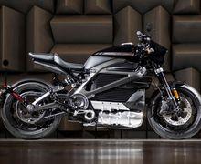 Motor Listrik Harley-Davidson Livewire 2021 Kena Update, Baterai Lebih Besar?
