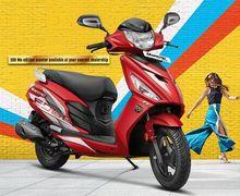 Motor Saingan Honda BeAT Resmi Meluncur, Harganya Murah Banget Bro