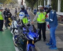 Polisi Gencar Razia Knalpot Bising, Motor Gede Gak Ikut Kena Tilang?