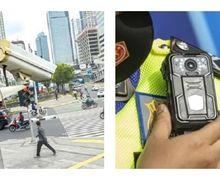 Resmi Meluncur, Ini Perbedaan Kamera ETLE Biasa Dengan ETLE Mobile