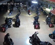 Geger, Dealer Harley-Davidson Dibobol Maling Empat Moge Dibawa Kabur