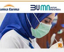 Lulusan Baru Buruan Kirim Lamaran, Kimia Farma Buka Lowongan Kerja