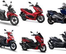 Segini Harga Motor Matic Baru April 2021, Ada yang Naik Sampai Rp 1 Juta