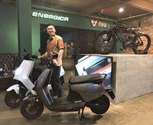 Utomocorp Langsung Unjuk Gigi, Kenalkan Motor Baru Premium Di IIMS Hybrid 2021