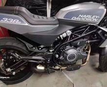 Bocor Penampakan Motor Baru Harley-Davidson 338, Pakai Mesin 2 Silinder Segaris?