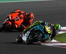 Lupakan Qatar, Valentino Rossi Lebih Pede Di MotoGP Portugal 2021